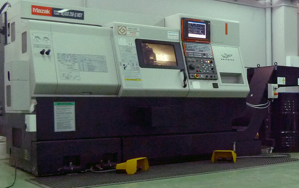 Machining and Turning